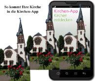 Quelle: Stadt Lahr-Kippenheimweiler / Kirchen-App / Collage: A.Wohlfeil