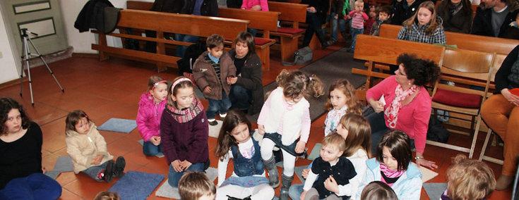Quelle: Kirchengemeinde Großeichholzheim